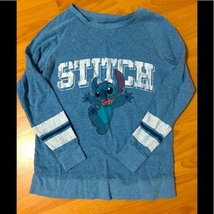 Disney's Stitch long sleeve top